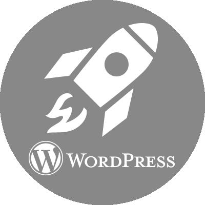 WordPressで作られたホームページを安価に短期間でご提供